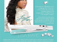 LisaRaye's RedPro Flat Iron Launch Party!