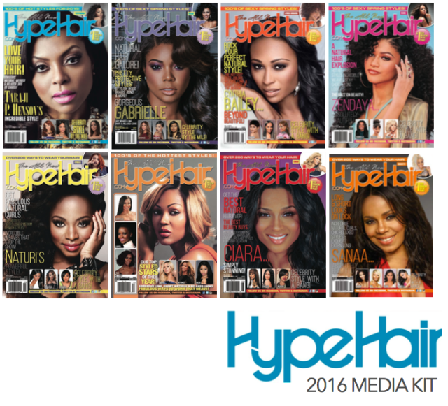 Hype Hair Media Kit 2016