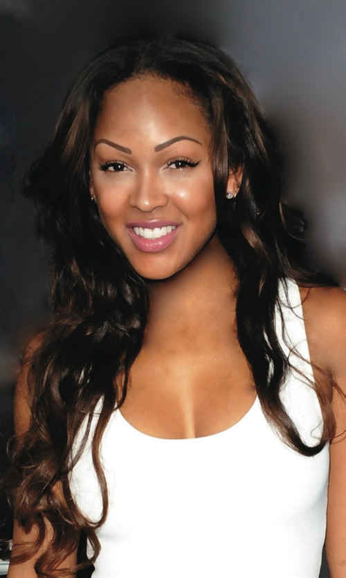 Hair Crush Meagan Good S Ever Changing Tresses
