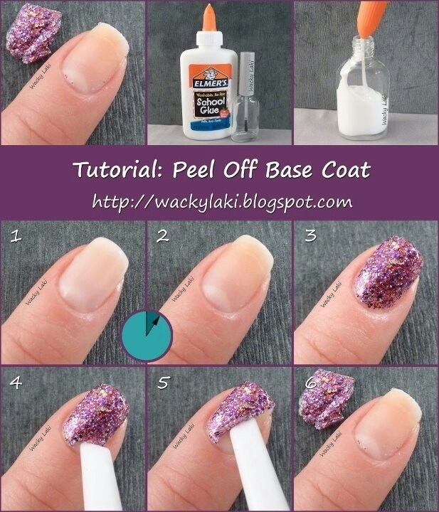 How To Get Dried Nail Polish Off Nails Creative Touch