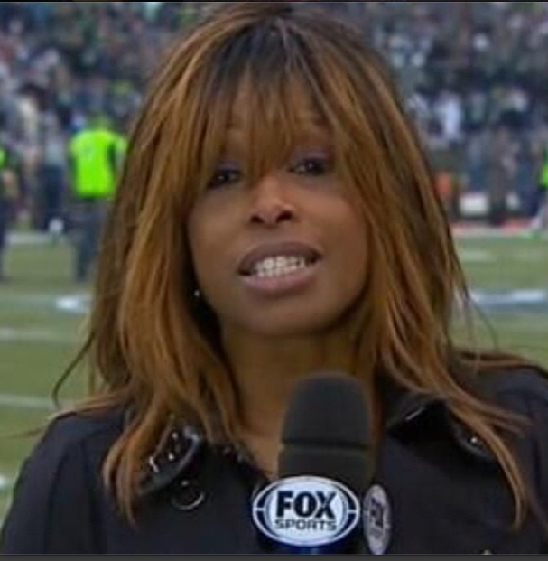 Pam Oliver Addresses Critical Tweets About Her Hair Quot I