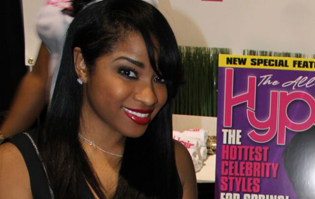 Toya Wright | Bronner Bros. 2014