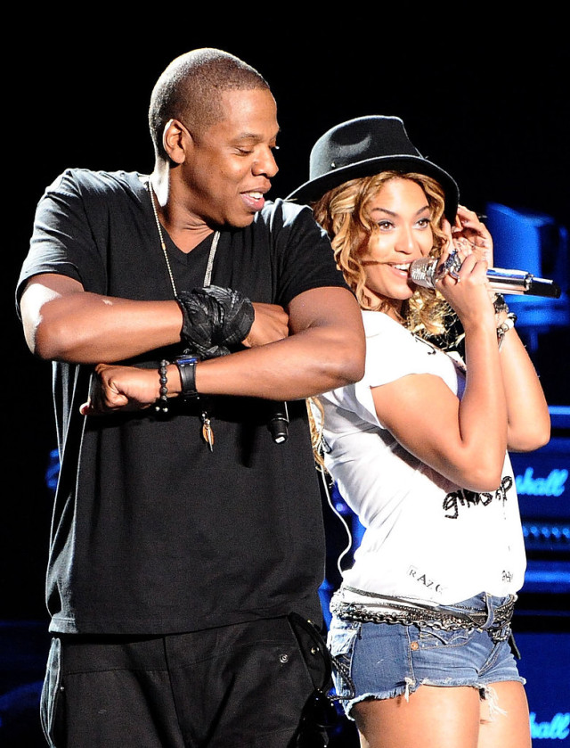 Hype Hair Jay Z and Beyonce