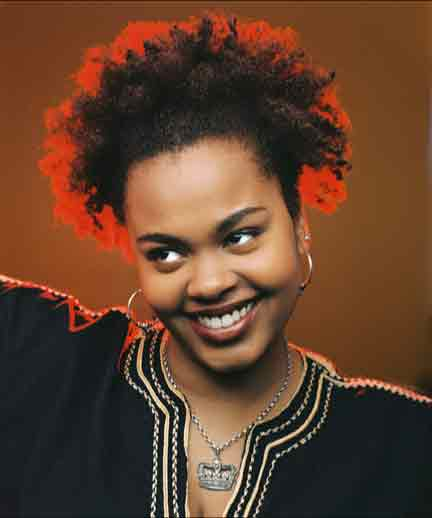 Jill Scott Jill Scott Natural Hair