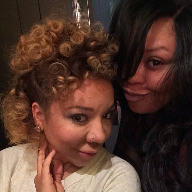 Tiny Shekinah Spinoff Vh1 Show Hype Hair