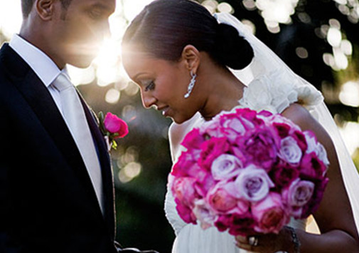 Celebrity Weddings Archives - Black Nuptials