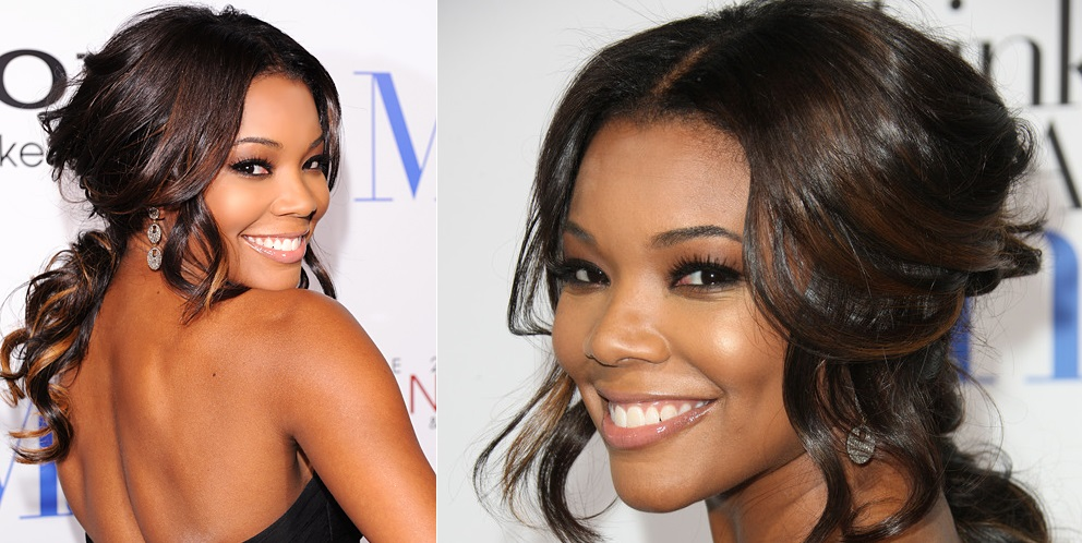 Bold Wedding Hairstyles Gabrielle Union Should Consider