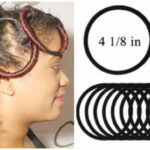 Get Curls Faster and Easier with Design Essentials Natural's D. Kurl Rings