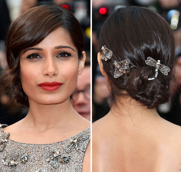 Cannes Film Festival: Best Red Carpet Hairstyles