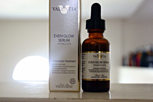 Valentia Even Glow Serum