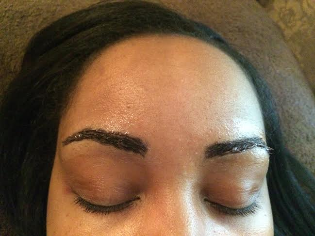 Would You Try Eyebrow Tinting