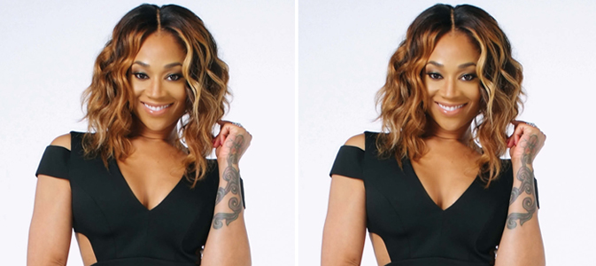 Remarkable Style Points Mimi Faust Short Hairstyles For Black Women Fulllsitofus