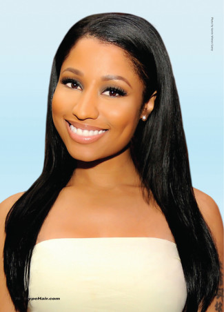 Cover Story Nicki Minaj S Naturally Beautiful Style