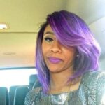 Violet Overload: 10 Celebrities With Purple Hair