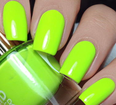 NAILED IT: The Best In Neon Nail Polishes