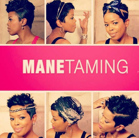 Malinda Williams Talks About Short Hair For The Summer