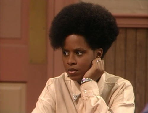 The Cosby Show Hair Moments Hype Hair