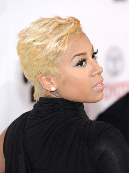 Hair Crush Wednesday Keyshia Cole S Colorful And
