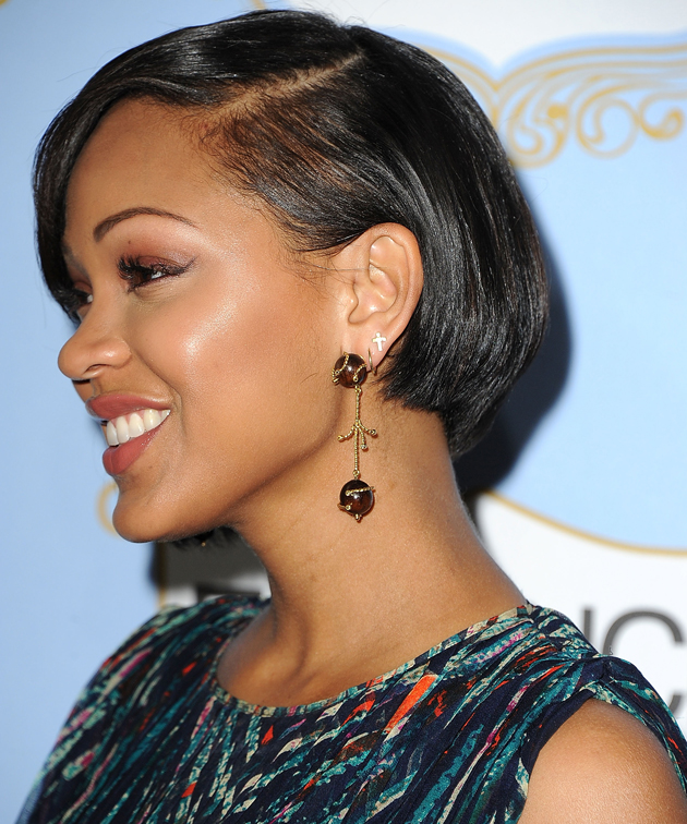 Pin Meagan Good Hair on Pinterest