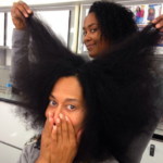 Here's How Tracee Ellis Ross Preps Her Hair For 'Black-ish'