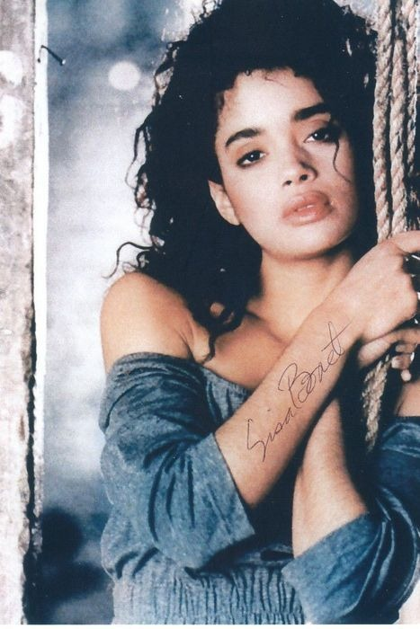Hair Crush Wednesday Lisa Bonet S Relaxed To Locs Transition