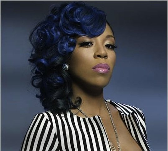 K Michelle Hairstyles 2013 K Michelle Curly Hairstyles K