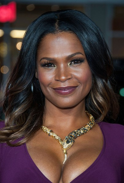 Nia Long eyebrows