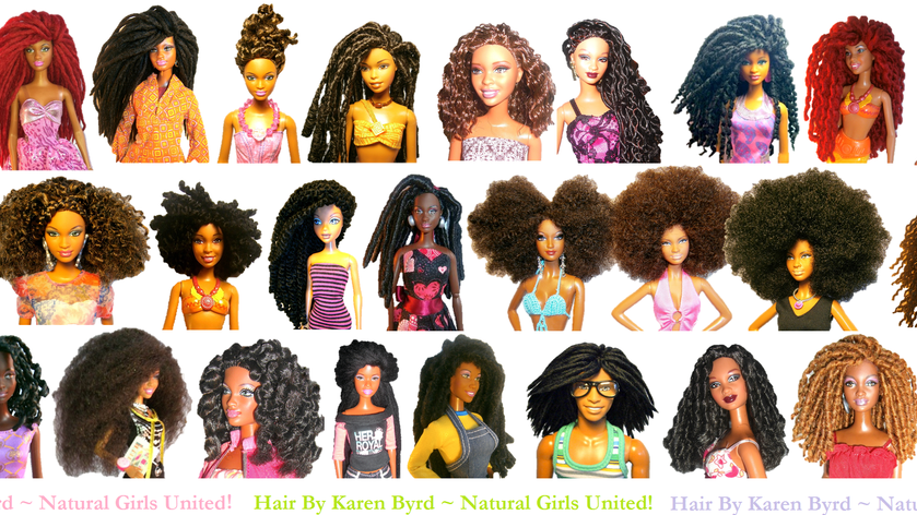 Incredible Natural Girls United The Perfect Gift For The Little Girl In Your Short Hairstyles For Black Women Fulllsitofus