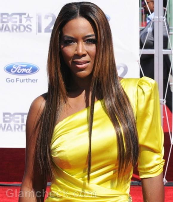 Hair Crush Wednesday Kenya Moore And Her Gone With The Wind