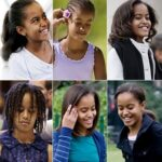 Hair Evolution: Malia Obama's Styles Over The Years
