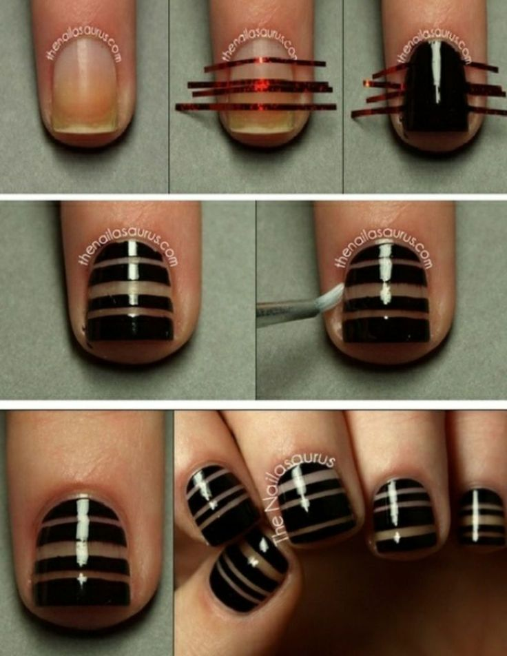 Negative Space Nail Art Designs You Should Try