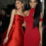 Ciara, Laverne Cox and Zendaya Rock the Runway at the Red Dress Collection Fashion Show