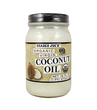 Why trader joe 39 s coconut oil is my skin 39 s saving grace for Trader joe s fish oil