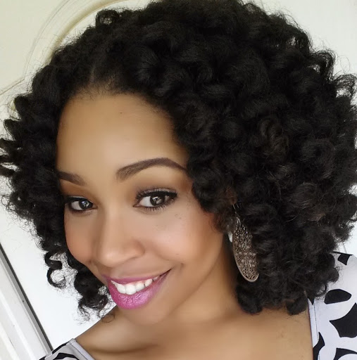 ... - Marley Hairstyles Crochet Weave Marley Braid Hair Left Out Natural