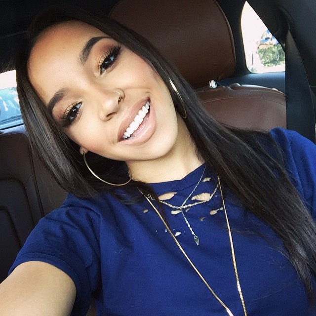 Future fashion trends 2017 - Hair Crush Wednesday Tinashe And Her New Star Tresses