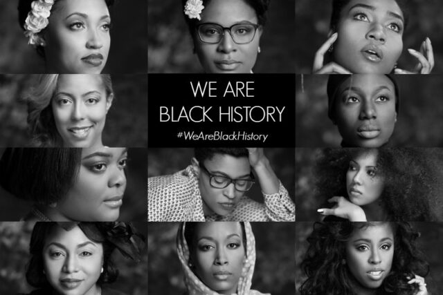 we are black history - hypehair