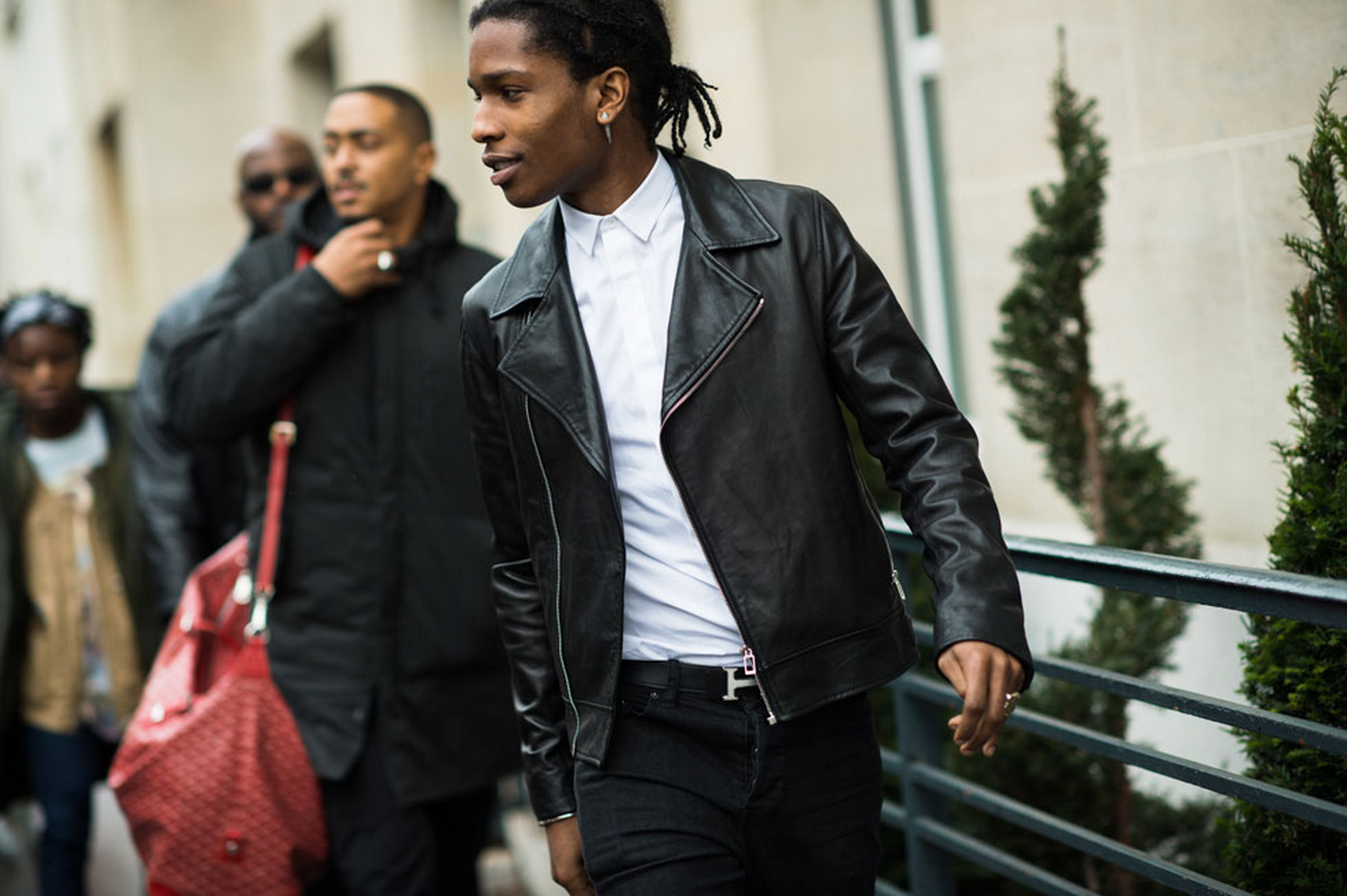 Man Bun Appreciation 6 Black Men That Rock The Trendy