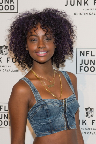 Mane Attraction Justine Skye S Hottest Hairstyles