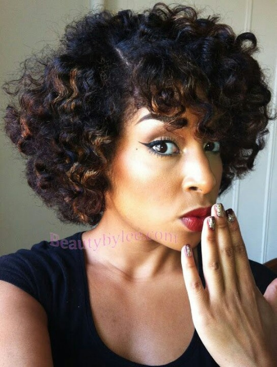 Cool 10 Natural Hairstyles To Wear In The Workplace Short Hairstyles For Black Women Fulllsitofus