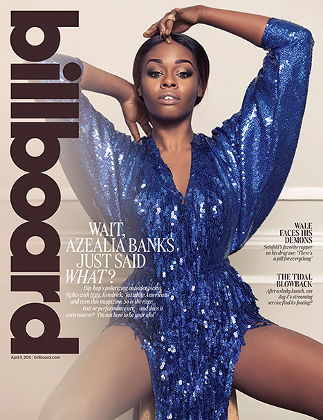 Azaelia Banks | Billboard Magazine