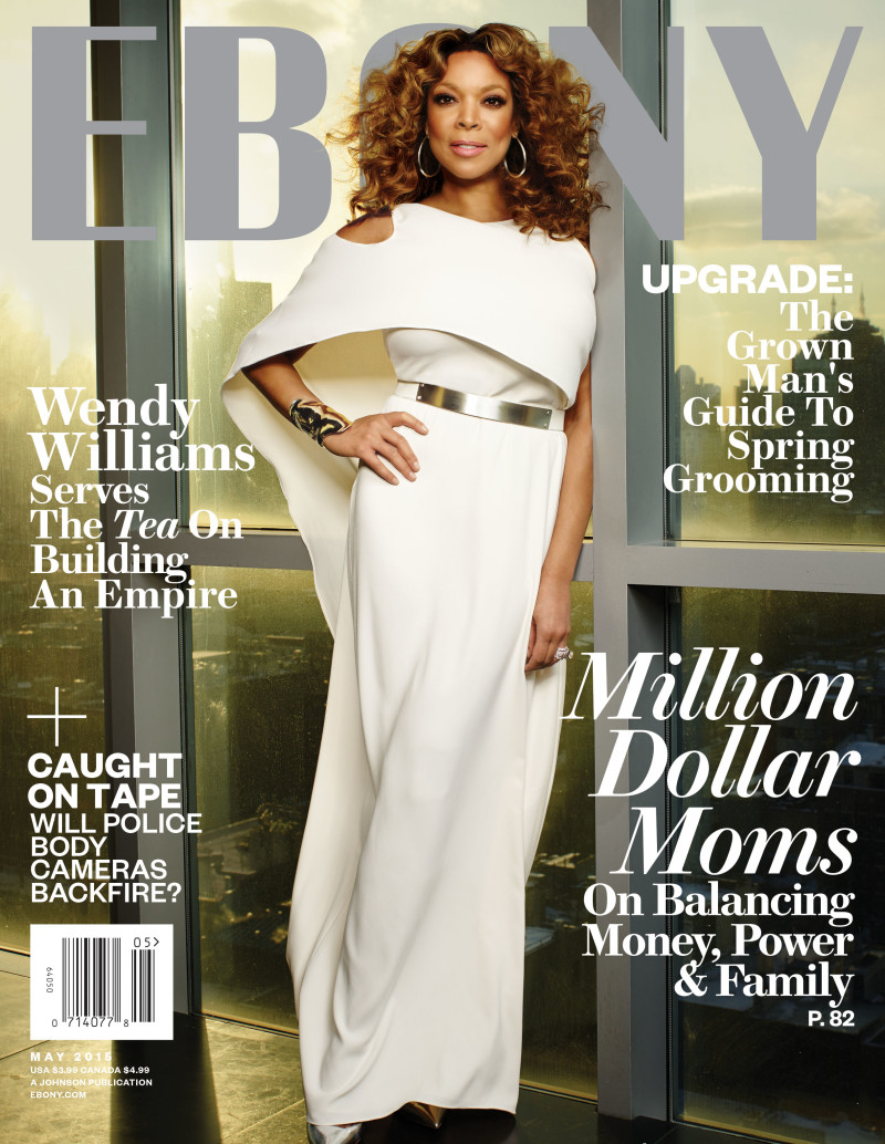 Wendy Williams Serves Up Glam For EBONY\'s May 2015 Cover