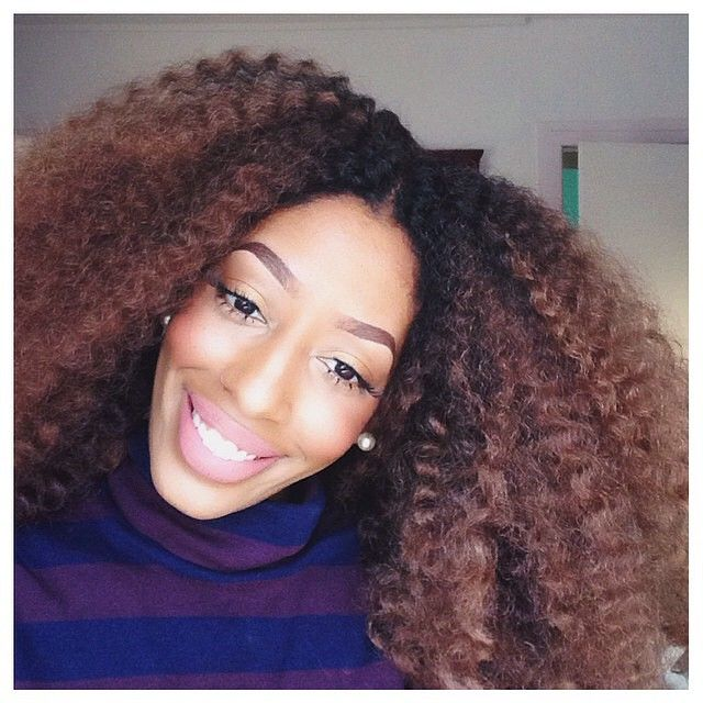 Crochet Hair Without Braiding : crochet braids