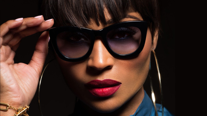 First Look Cynthia Bailey Launches Eyewear Line