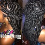 The 411 On Getting and Maintaining Faux Locs