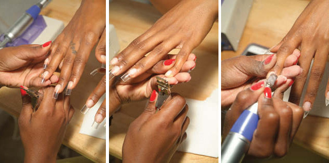 Nails by Dana for Tippie Toes