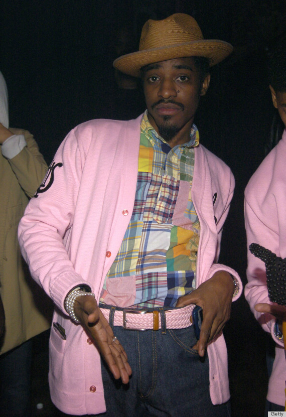#MCM: Andre 3000's 30 Most Stylish Moments