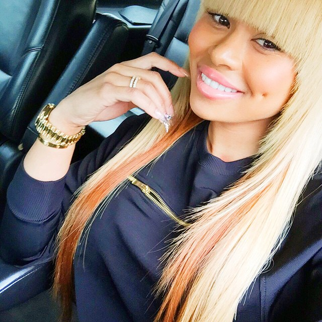 #HCW: Blac Chyna's Unpredictable and Colorful Hairstyles - HCW: Blac Chyna's Unpredictable And Colorful Hairstyles