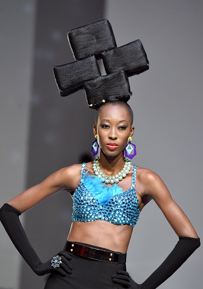 "10th ""Afrik"" fashion show in Abidjan"