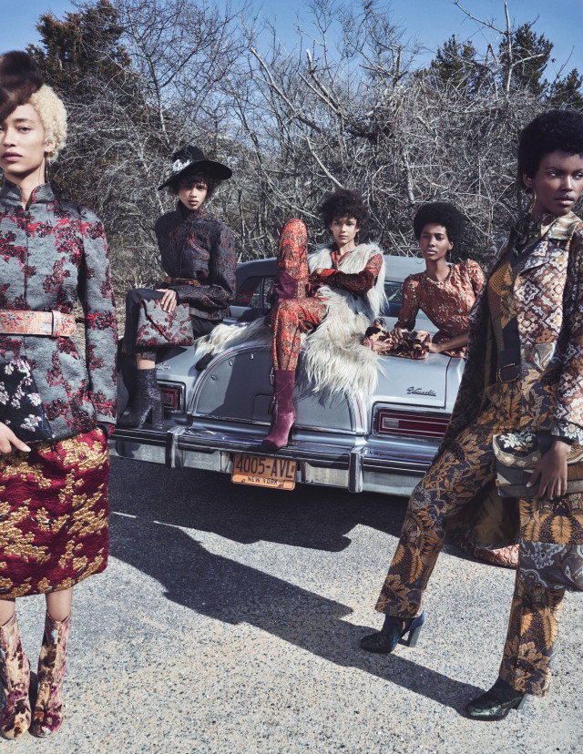 W Magazine |Fall 2015 Collections