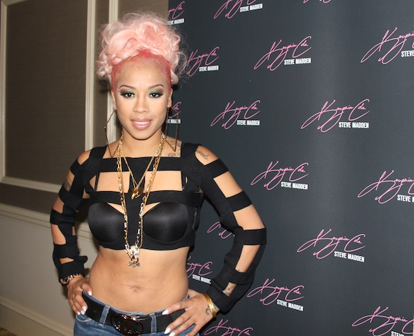 Keyshia Cole S 11 Most Colorful Hair Moments